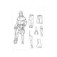 Medieval Accessories for Men and Women 11th to 15th Century