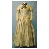 1840's-1852 Ladies Round Dresses Pattern