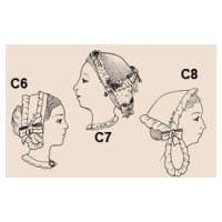 1840s to 1860s Flat Caps Pattern