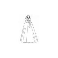 1300 - 1900's Woman's Long and Short Cloak