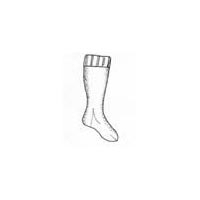 Woman's Knitted Stocking Pattern