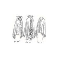 1899 Ladies Cape-Wrap Pattern