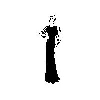 1934 Ladies' and Misses' Afternoon Dress
