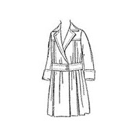 1918 Juniors' and Girls' Coat Pattern