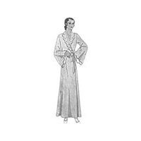 1932-1933 Negligee or Bed Jacket Pattern
