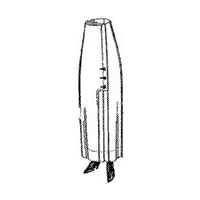 1911-12 Ladies' Five-Gored Skirt Pattern
