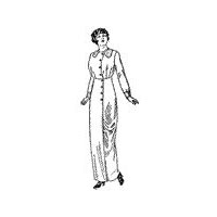 1912-13 Ladies Costume Pattern