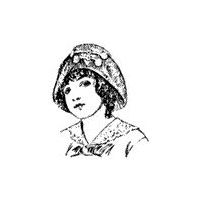 1910 Hat for Girls' and Children Pattern