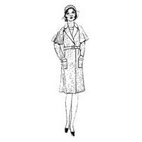 1931 Girls' Coat Pattern