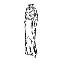 1913-1914 Ladies' Dress Pattern