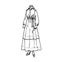 1915 Ladies' Dress