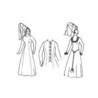 Kirtle (Kyrtle) Style B