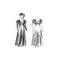1795 - 1825 Gown Pattern