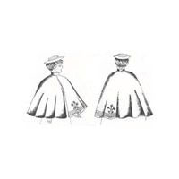 Victorian Molly Short Cape Pattern