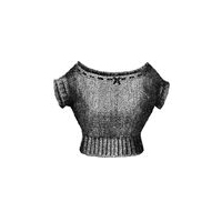 1876 Lady's Knitted Under-Jacket Pattern