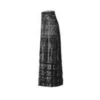 1912 Taffeta Skirt with Ruffles Pattern
