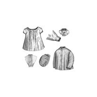 1869 Necessities for Girl 10-12 Years Pattern