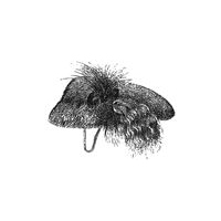 1868 Ladies Fur Cap