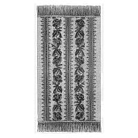 1879 Bedroom Rug Crochet Pattern