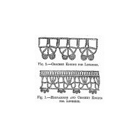 1879 Mignardise & Crochet Edgings for Lingerie Pattern