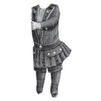 1889 Kilt Suit for Boy 2-4 Years Pattern