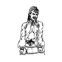 Easy Noblemans/Noblewoman's Shirt Pattern