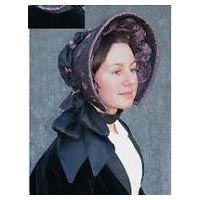 Early Victorian Bonnet
