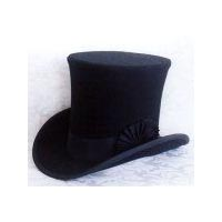 "1800's Wellington or ""Mad Hatter"" Top Hat Pattern"