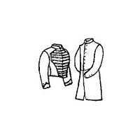 Boy's Shell or Frock Coat Pattern