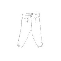 Boy's Late 18th Century Breeches Pattern