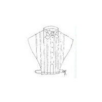 1800s Habit Shirt Pattern