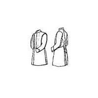 1850s to 1860s Senior Officer  Frock Coat Pattern