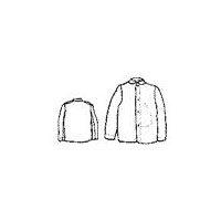 1850s to 1860s Union Sack Coat Pattern