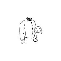 Mounted Services Jacket Pattern