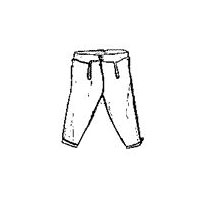 1770's Breeches Pattern