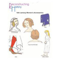 14th century Women's Accessories Pattern