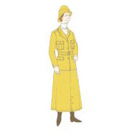 1910s Women's Volunteer Reserve Uniform Pattern