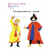 16th Century Polish Coat - Giermak Pattern