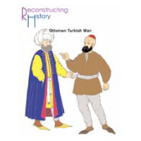 Ottoman Turkish Man Pattern