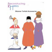 Ottoman Turkish Accessories Pattern