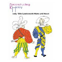 16th Century German Wams und Hosen (Landsknecht Doublet & Breeches) Pattern