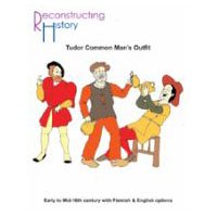 Early Tudor Common Man's Outfit Pattern