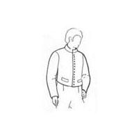 18th to 19th Century Workman's Jacket/Stable Jacket Pattern