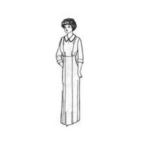 1915 New Empire Day Dress Pattern