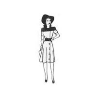 1940's Afternoon Dress Pattern