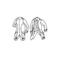 18th Century Regimental Coat Pattern