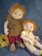 "Gnome Babies Pattern by ""Jennifer Carson, The Dragon Charmer"""