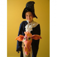 "Giddy-Up Dragon Craft Pattern by ""Jennifer Carson, The Dragon Charmer"""