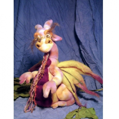 "Eslinger Craft Pattern by ""Jennifer Carson, The Dragon Charmer"""