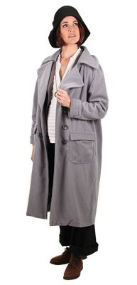 Officially Licensed Fantastic Beasts and Where to Find Them Tina Goldstein Coat by elope